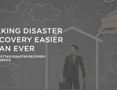 Zetta Introduces WA To Disaster Recovery As A Service